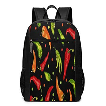 Amazon.com: Andrew Brown Chili Pepper Clipart Laptop.