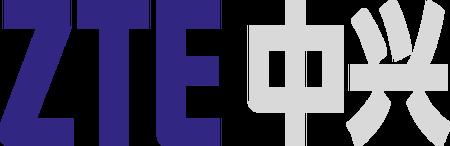 ZTE vector logo.