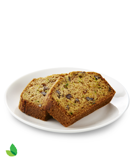 Zucchini Bread Recipe with Truvía® Cane Sugar Blend.