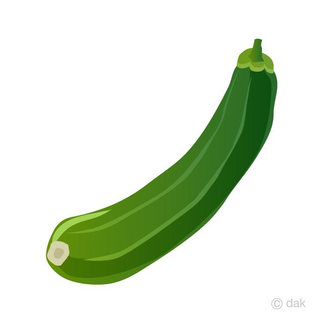 Zucchini Clipart Free Picture|Illustoon.