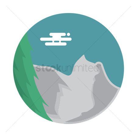 Free Mount Zugspitze Stock Vectors.