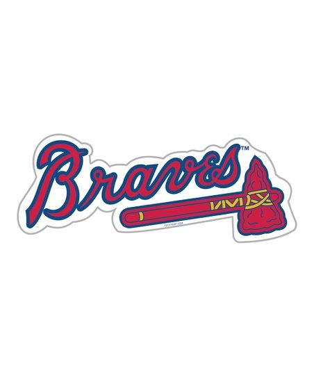 MLB Atlanta Braves Magnet.