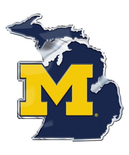 Team ProMark Michigan Wolverines Logo State.