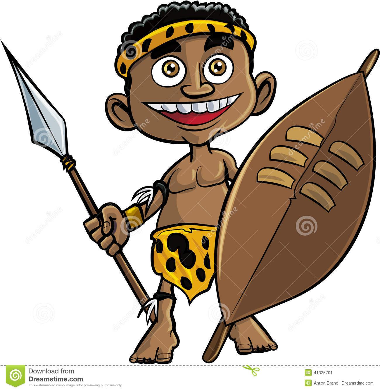 Zulu Stock Illustrations.