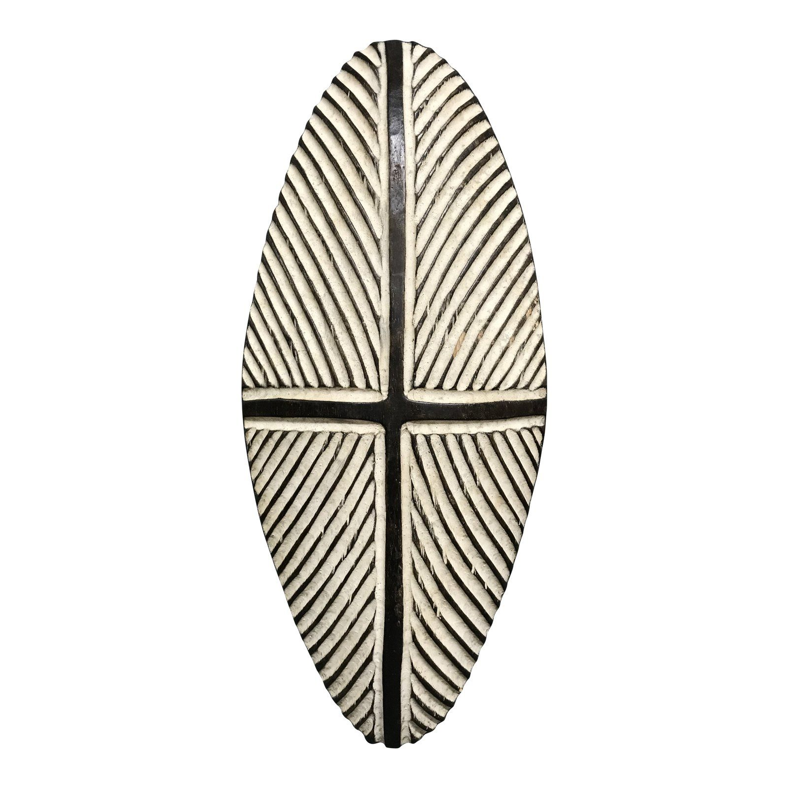 African Tribal Art Zulu Shield in 2019.