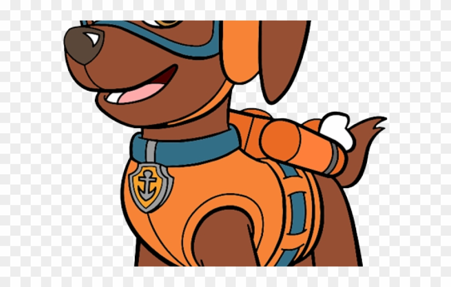 Number Clipart Paw Patrol.