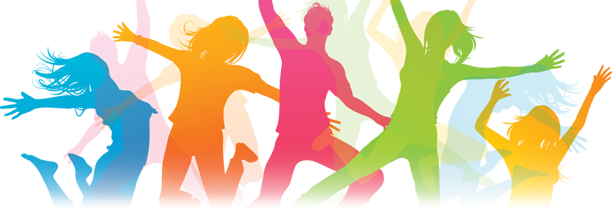 Download Zumba Dancing Graphics Illustration Vector Church Folks.