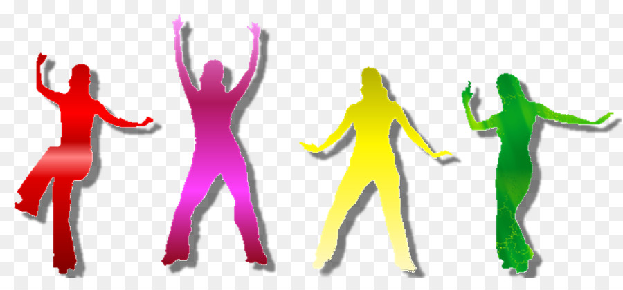 Zumba Dance Clip Art Silhouette Png Download 1002 448 Free Petite.