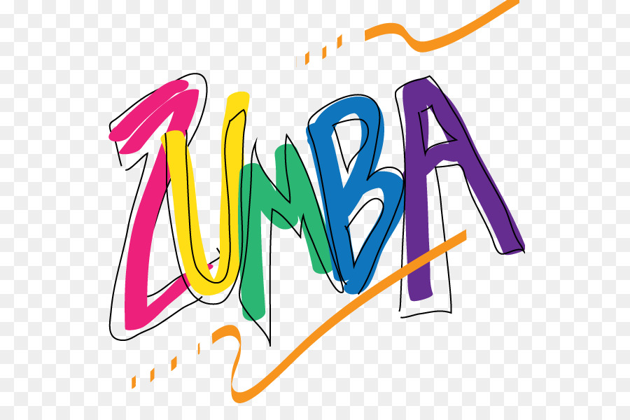Zumba Logotransparent png image & clipart free download.