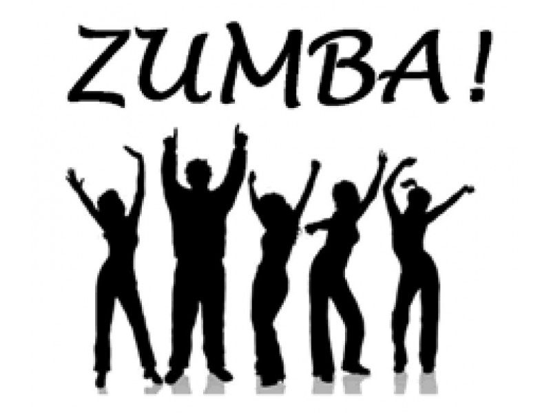 Zumba class clipart clipartfest.