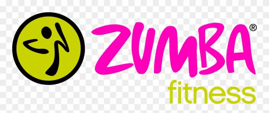 Zumba Fitness Logo Pink Clipart (#3554136).