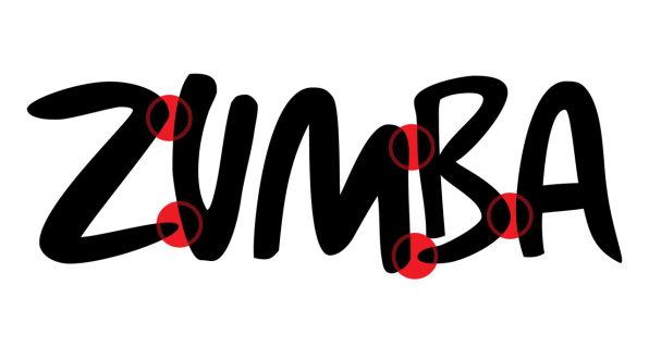 Zumba is the world's worst logo. We fixed it.