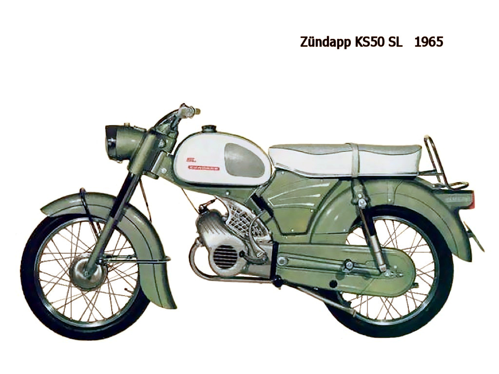 Motorcycles of the 20th Century.