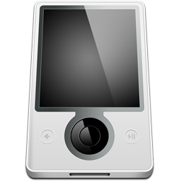Microsoft Zune icon free download as PNG and ICO formats, VeryIcon.com.