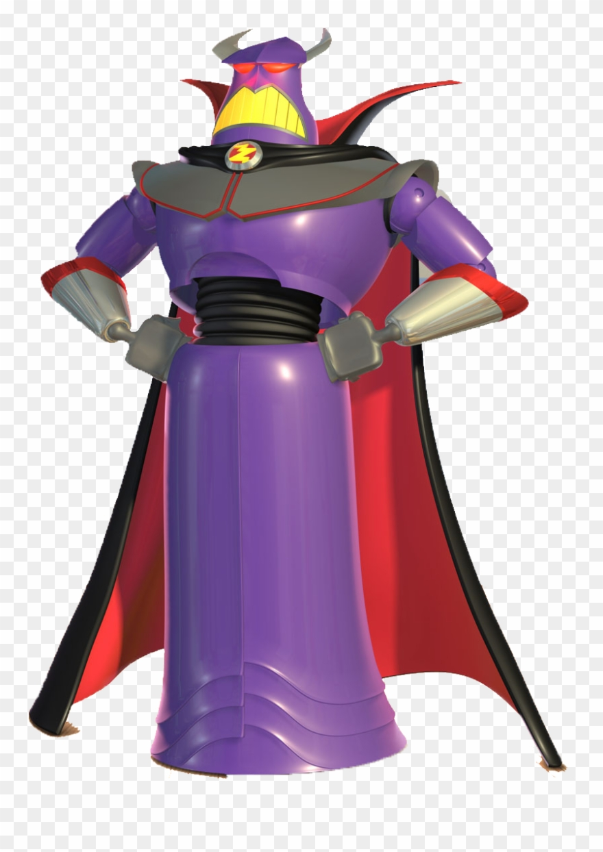 Toy Story Clipart Zurg.