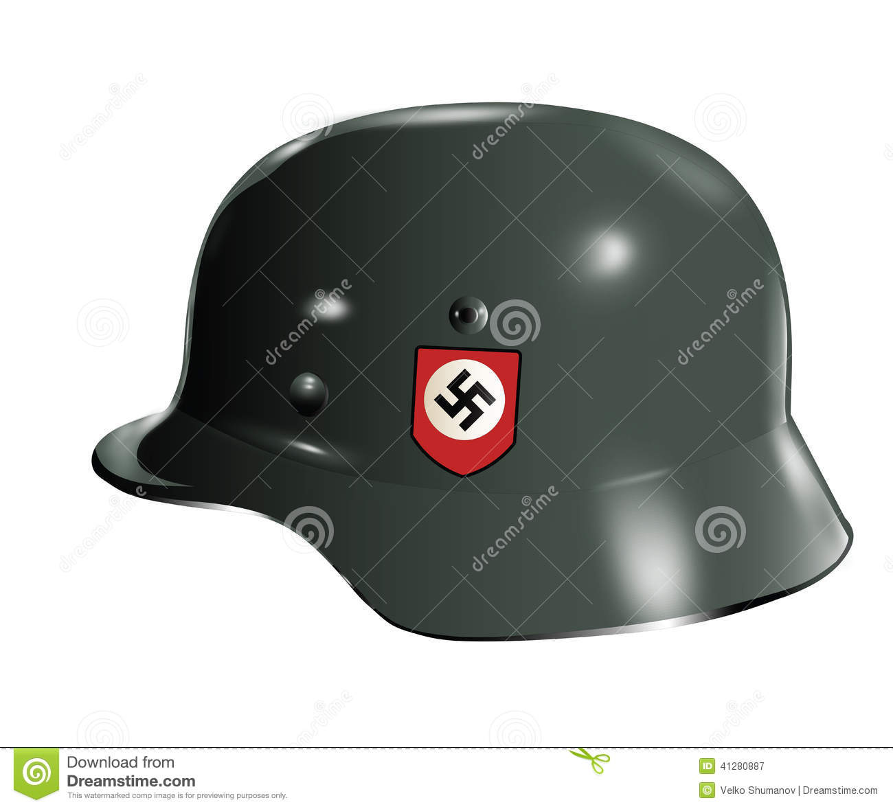 World War II Germany Equipment Stock Photo.