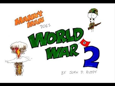 World War 2 in 7 Minutes.