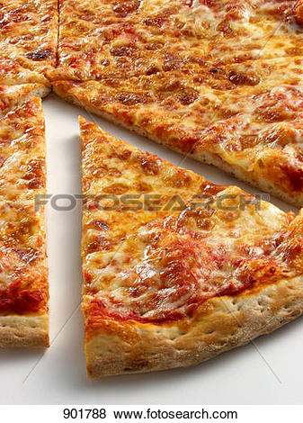 Pictures of A SLice of Cheese Pizza with Whole Pizza 901788.