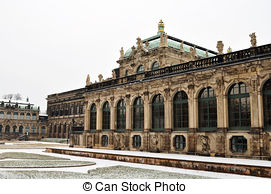 Stock Image of Zwinger.