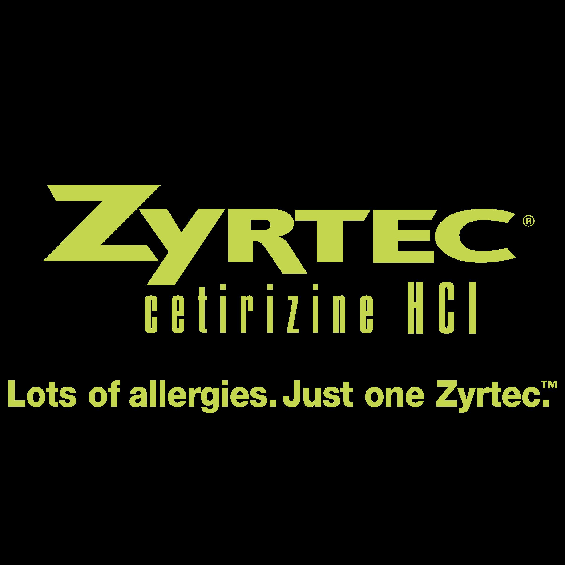 Zyrtec Logo PNG Transparent & SVG Vector.