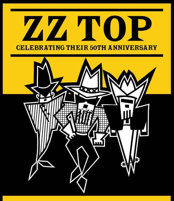 ZZ Top Announces Goin\' 50.