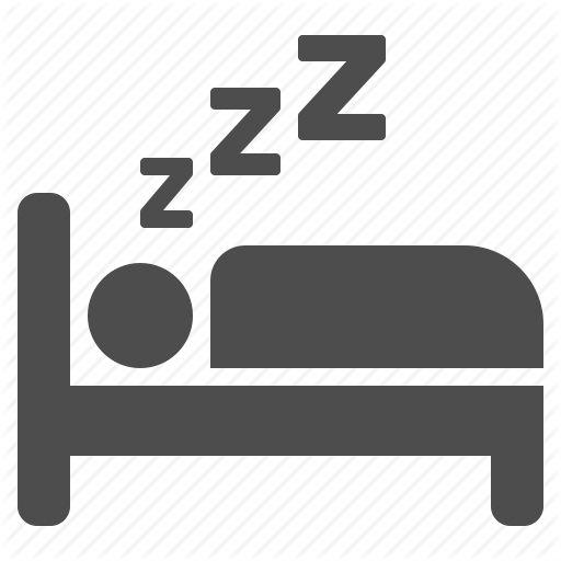 Sleeping Zzz Clip Art.
