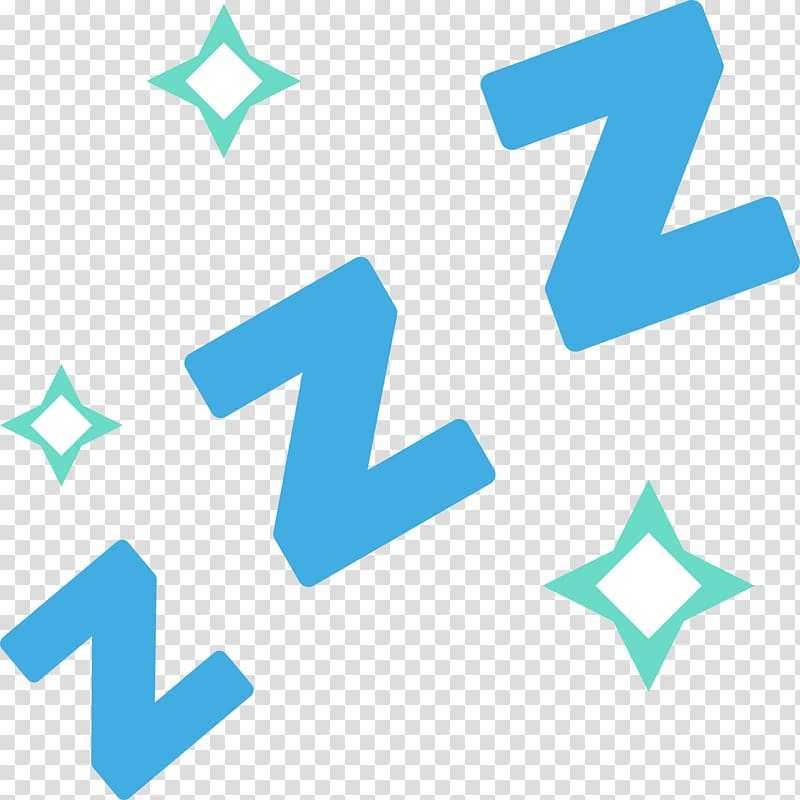 Zzz illustration, Emojipedia zZz Sleepy Symbol, sleep.