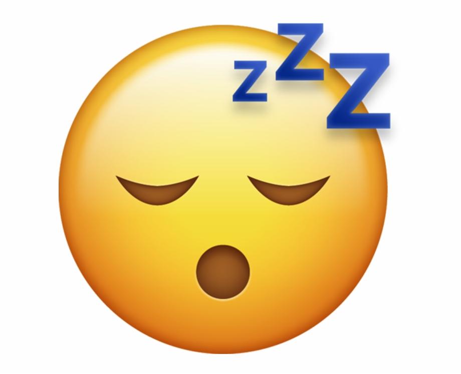 Sleeping Emoji Png.