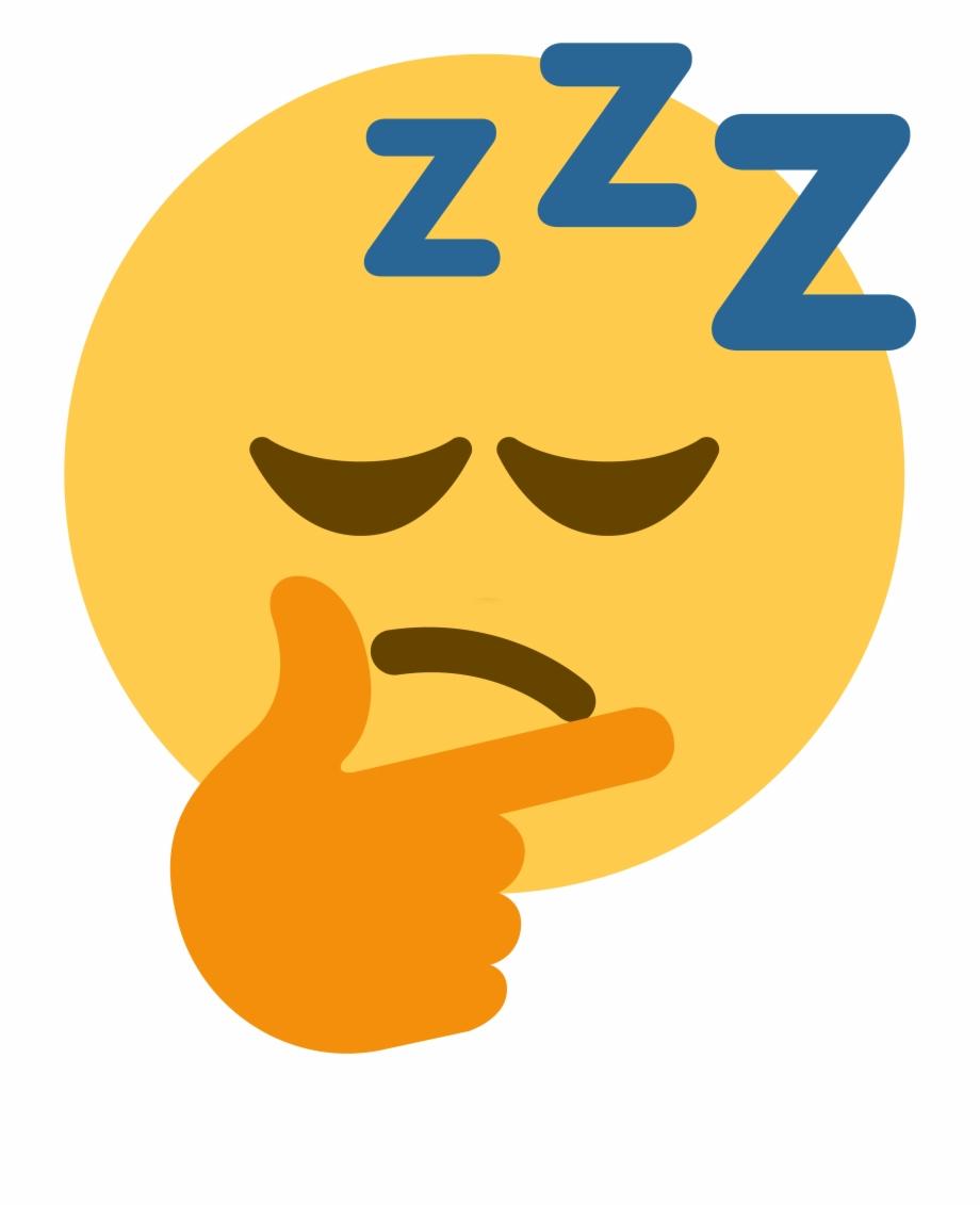 Zzz Emoji , Png Download.