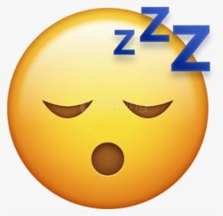 Sleep Emoji PNG, Transparent Sleep Emoji PNG Image Free Download.
