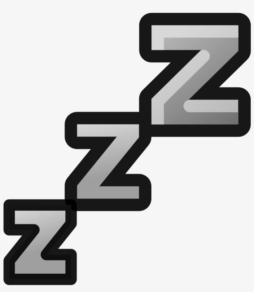 Zzz Sleep Icon.