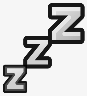 Free Sleep Zzz Clip Art with No Background.